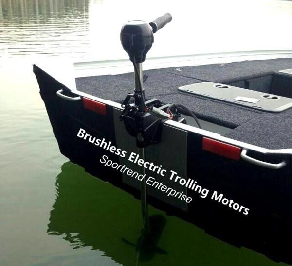 Navigator Brushless Electric Boat Trolling Motor Large
