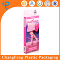 Customized PP Insole Box Packaging Rectangular Plastic Box