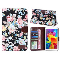 "For Tab 4 Case New Fashion Painted National Leather Case Cover For Tab 4 7.0"" Inch"