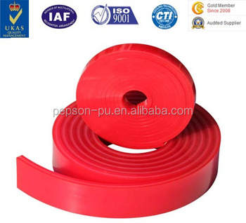 urethane squeegee,rubber squeegee,pu squeegee,polyurethane squeegee,screen printing squeegee rubber