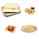 Wooden/bamboo/paper disposable bowls and plates
