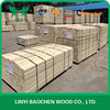 LVL (Laminated veneer lumber) or LVB, pine, poplar core and phenolic glue for packing