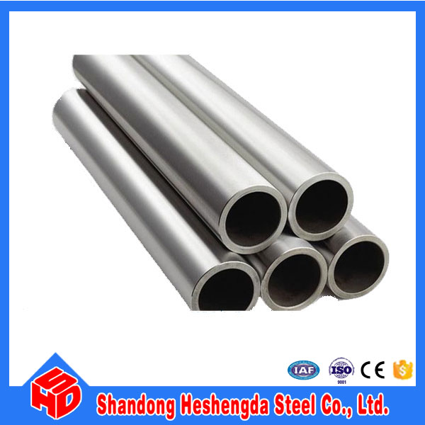 china supply in stock KS 201 stainless steel welded pipe price per meter