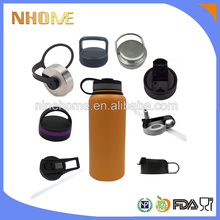 Wide Mouth Hydro Flask Straw lids/100% stainless steel lids/coffee lids and etc