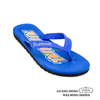 china manufacturer new flip flop man slipper casual shoe