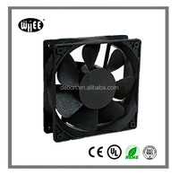 Mini fan 120*120*38mm 12 volt squirrel cage fan blower for projector cooling