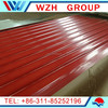 Color stone coated steel roofing sheet manufacturer china supplier