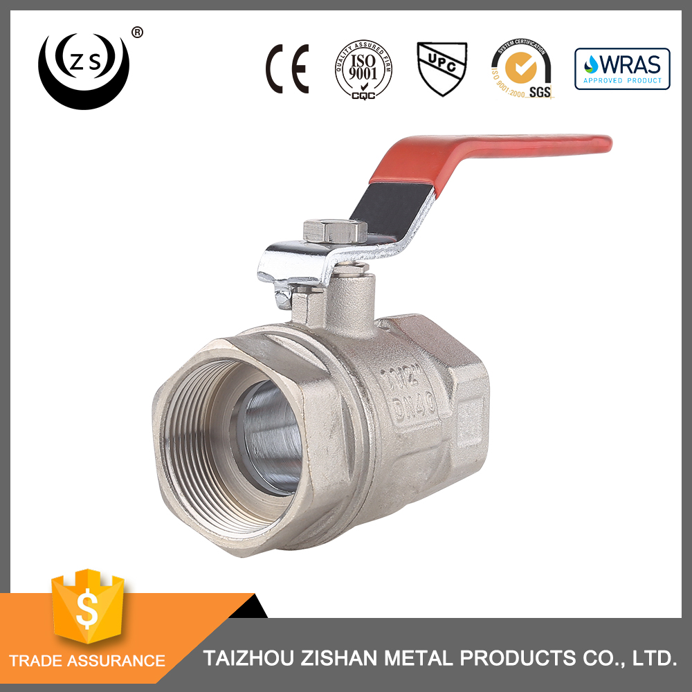 Competitive price 5.5 inch forged rotary handles mini cock ball valve picture