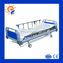 FB-A5 medical equipment 3-functions electric hospital nursing bed for patient