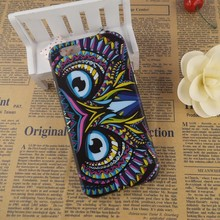Owl relief sculpture TPU covers for sumsang galaxy s5 new arrival cases for note 3 premium phone pouch for 4G wholesale