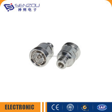 top quality useful White Bronze male to female banana connector L29