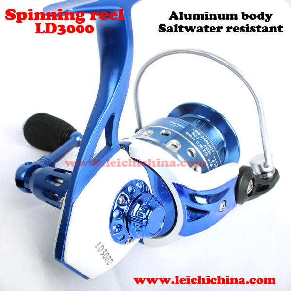 good quality chinese wholesale saltwater fishing spinning reel