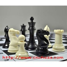 plastic chess toy