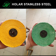 Stainless steel polishing wheels, stainless steel polishing materials