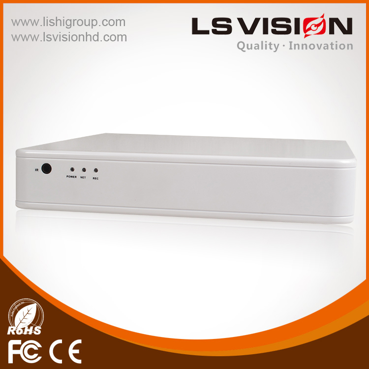 LS VISION competitive price 720P AHD DVR low cost cctv camera 8ch dvr