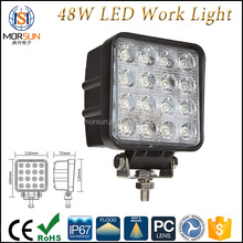 car tuning driving light 48w 12v high power driving light