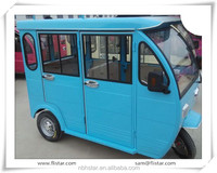 Fully Closed Passenger Electric Tricycle | electric rickshaw