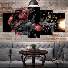 modern Best popular with child movie figure decoration art wall printed painting