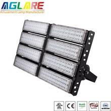 Waterproof Long-distance Dimmable Outdoor RGB 400W LED Projector RGB led flood lights
