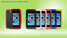 waterproof case for iphones,for iphone 4 4s 5 5s waterproof mobile phone case cover