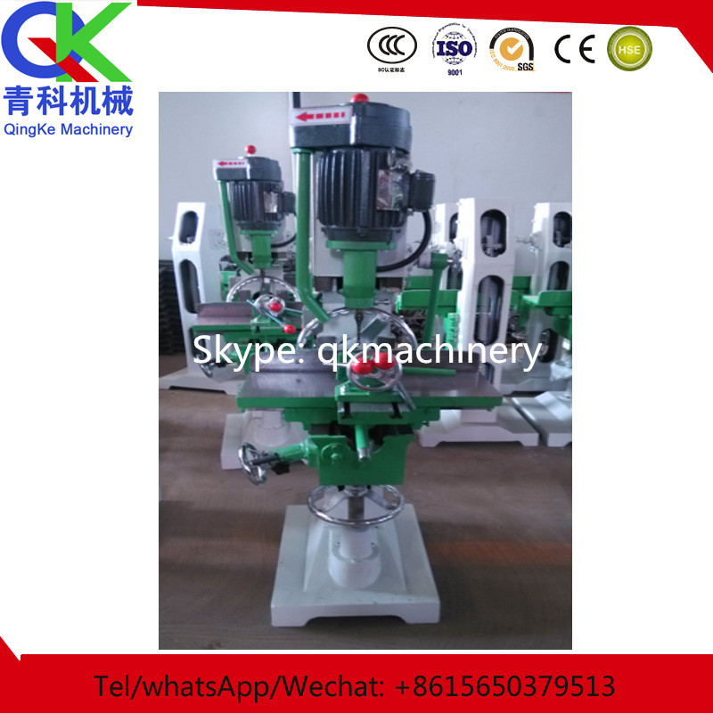 380V/22V optional chain mortising machine