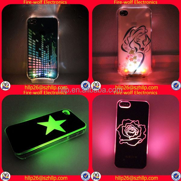 News From China Night Light Funny Cheap Mobile Phone Cases Manufacturer