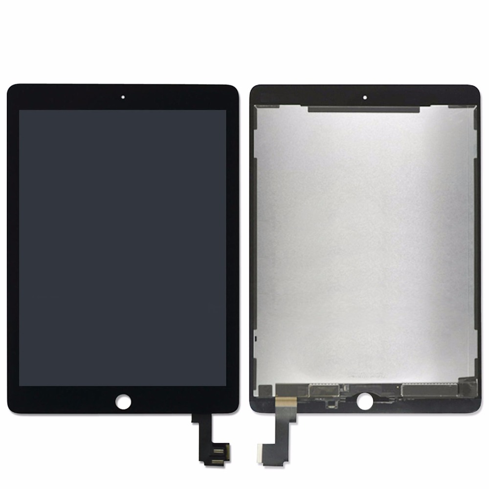 9.7 '' Black LCD Replacement for apple for ipad air 2 LCD, for ipad 6 LCD Panel Display