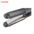 OEM Multifunction 3 in 1 Manual switch heat retention lock function hair straightener made in china with LED indicator