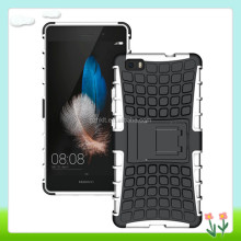 Top Quality OEM Service Combo Mobile Back Phone Cover For Huawei P8 Lite