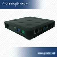 ZC-01U Cheapest and Mature PC Terminal Supporting 30 Users With USB Port Used In Home,School,Office,Hotel,Industry,etc.
