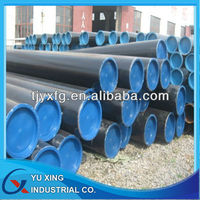 API 5L Steel Pipe With 3LPE Anticorrosion Coating