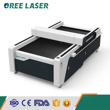 Oree star products Good quality and hot sales sheet non-metal CO2 laser cutting machine