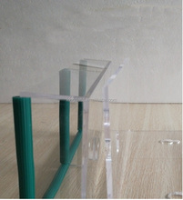 The Bird Cage Of The Versatile And Transparent Acrylic Material.