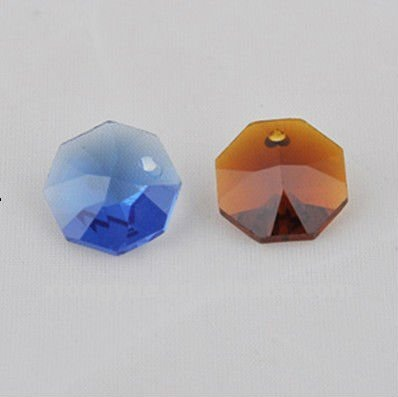 Crystal Egypt Octagon Beads