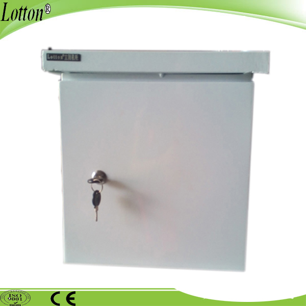 LOTTON waterproof white electricity meter box
