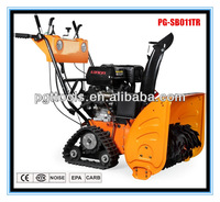 11HP gas cheap snow blowers