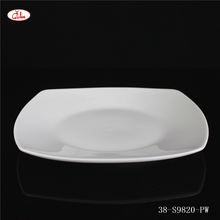 wholesale customizable cheap bulk dinner plates