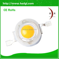 High power high lumen 1w 3w led chip for Bridgelux Epistar