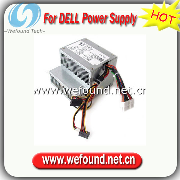 Top Quality 24pin ATX 235W Power Supply Unit PSU M618F 0M618F for Dell 360 380 DT Desktop D235PD-00 fully tested
