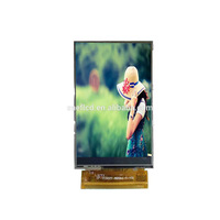 3.2 inch 240x400 tft lcd panel with resistive touch screen MCU 16 bit interface HX8352C lcd LCM