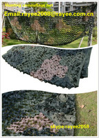 anti radar multispectral camouflage net woodland 2.3MX 9.6M to cover 10tons truck thermal used in night vision,3d camouflage net