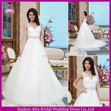 SD2144 beaded waistline import wedding dress pictures of beautiful wedding gowns