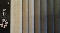 bronzed suede fabrics/sofa cover/polyester material
