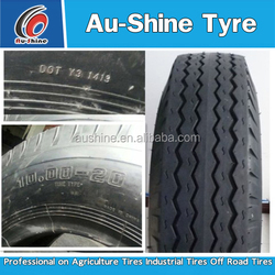 nylon trailer tyre 10.00-20 with tube and flap