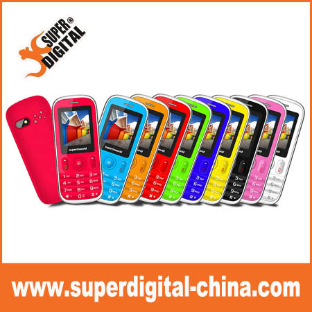 cheap mobile phone dual sim small mini size cell phone