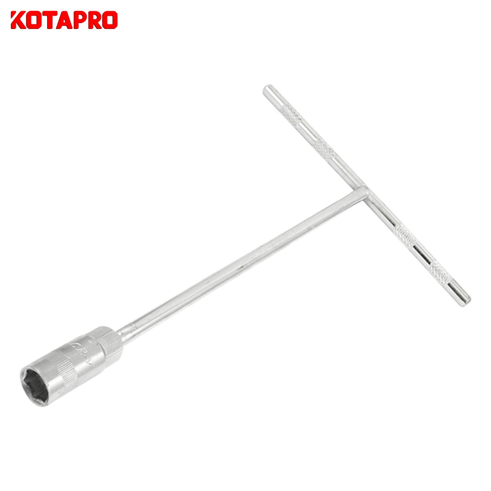 spark plug T type long handle torque wrench