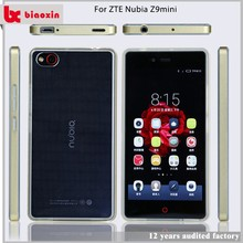 Biaoxin low moq and free sample phone case for zte warp
