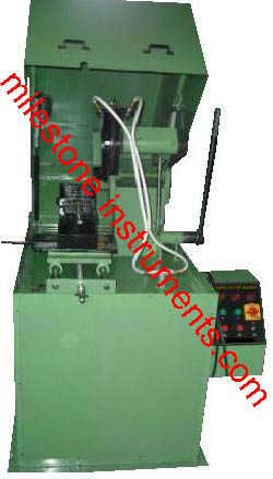 Rock Cutting Machine (Lab Type)