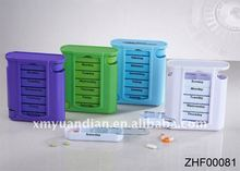 Weekly Pill 4 Compartment Organizer