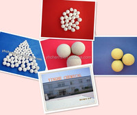 Cearmic ball used for petroleum chemical fertilizer natural gas coal chemical industry methanol